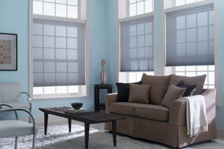 pleated shades preserve your privacy and add an instance of colour while gently filtering natural