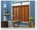 Decorative tapes add visual interest to horizontal blinds and block light from seeping through rout holes.