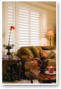 Choose shutters for timeless, classic beauty for your home.