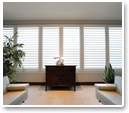Shutters complement virtually every décor style from casual to classic.
