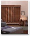 Window blinds complement a variety of décor styles.